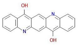 מבנה פיגמנטי-סגול-19-מולקולרי